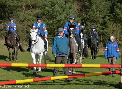 Elstead Riding club - Members Training